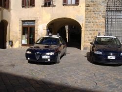 Toscana – Calabria, 112 Carabinieri