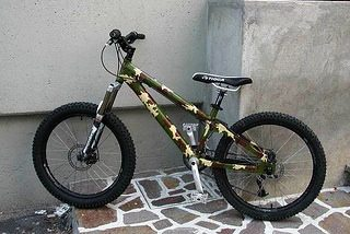 La bicicletta scomparsa