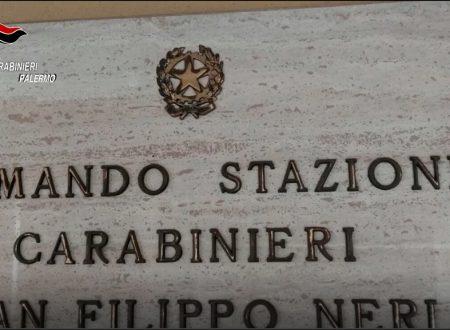 Carabinieri allo ZEN di Palermo